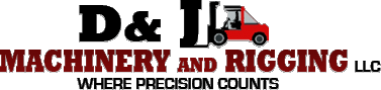D&J Machinery And Rigging LLC. –  Heavy Machinery Equipment, Moving, Hauling, Removals, Installation, Recovery & Transportation, Crane.